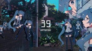 Rating: Safe Score: 33 Tags: danjou_sora hatsune_miku vocaloid User: mattiasc02