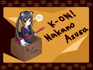 Rating: Safe Score: 11 Tags: animal_ears catgirl k-on! nakano_azusa User: HawthorneKitty