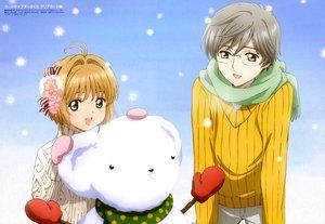 Rating: Safe Score: 14 Tags: brown_hair card_captor_sakura flowers green_eyes kinomoto_sakura male scan scarf short_hair snow snowman tanaka_shiho tsukishiro_yukito yellow_eyes User: RyuZU