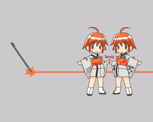 Rating: Safe Score: 21 Tags: anthropomorphism game_console gray japanese_clothes kimono nintendo red_eyes red_hair short_hair twins vector User: Oyashiro-sama