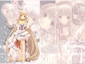 Rating: Safe Score: 22 Tags: chii chobits clamp white User: Xtea