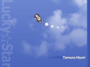 Rating: Safe Score: 8 Tags: lucky_star tamura_hiyori User: 秀悟