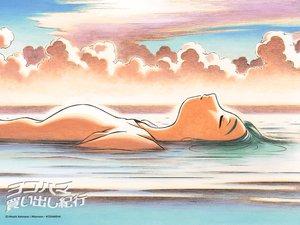 Rating: Questionable Score: 35 Tags: ashinano_hitoshi hatsuseno_alpha sleeping sunset water yokohama_kaidashi_kikou User: 秀悟