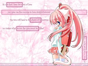 Rating: Questionable Score: 34 Tags: animal_ears blue_eyes blush catgirl jpeg_artifacts loli panties pink pink_eyes ribbons tagme_(artist) tail thighhighs underwear valentine User: Oyashiro-sama