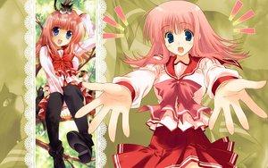 Rating: Safe Score: 15 Tags: aquaplus kouno_harumi leaf mitsumi_misato to_heart to_heart_2 User: HMX-999
