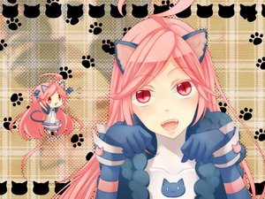 Rating: Safe Score: 80 Tags: animal_ears catgirl chibi miki_(vocaloid) mozukugumi vocaloid User: MissBMoon