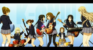 Rating: Safe Score: 85 Tags: akiyama_mio drums guitar hirasawa_ui hirasawa_yui instrument k-on! kotobuki_tsumugi microphone nakano_azusa piano saitou_sumire seifuku shian_(my_lonly_life.) suzuki_jun tainaka_ritsu User: FormX