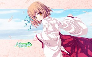 Rating: Safe Score: 25 Tags: japanese_clothes koyuki_amagase magus_tale miko tenmaso User: Wizzard
