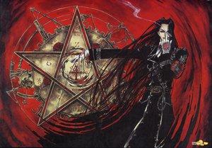 Rating: Safe Score: 11 Tags: black_hair gloves isaak_fernand_von_kampfer red thores_shibamoto trinity_blood User: atlantiza