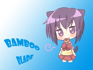 BAMBOO BLADEの壁紙 1024×768px 282KB