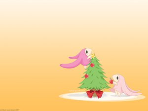 Rating: Safe Score: 12 Tags: atashi chobits christmas yellow User: Oyashiro-sama