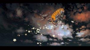 Rating: Safe Score: 64 Tags: animal clouds flowers night original rain sarnath scenic stars tiger water User: Flandre93