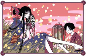 Rating: Safe Score: 13 Tags: clamp xxxholic User: atlantiza