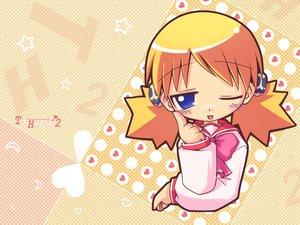 Rating: Safe Score: 16 Tags: aquaplus chibi leaf sasamori_karin to_heart to_heart_2 User: Oyashiro-sama