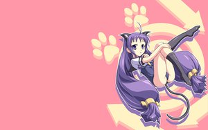 Rating: Safe Score: 121 Tags: animal_ears ayase_yue catgirl mahou_sensei_negima school_swimsuit swimsuit third-party_edit User: Jollepoker