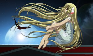 Rating: Safe Score: 16 Tags: chii chobits User: gnarf1975