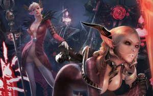 Rating: Questionable Score: 257 Tags: pointed_ears realistic tera_online User: garypan