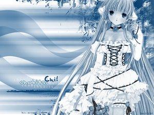 Rating: Safe Score: 11 Tags: animal_ears chii chobits dress long_hair User: Oyashiro-sama