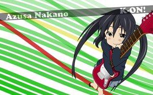 Rating: Safe Score: 7 Tags: k-on! nakano_azusa User: pantu