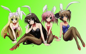 Rating: Safe Score: 34 Tags: akaba_chizuru animal_ears bunnygirl green sakurano_kurimu scan seitokai_no_ichizon shiina_mafuyu shiina_minatsu User: cartoonx