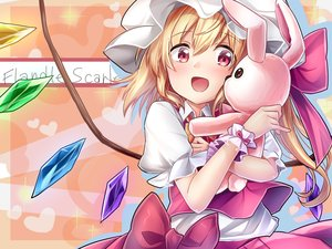 Rating: Safe Score: 14 Tags: flandre_scarlet tagme_(artist) touhou User: luckyluna