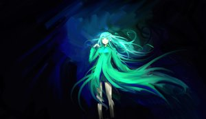 Rating: Safe Score: 107 Tags: aqua_hair arsenixc green_eyes hatsune_miku vocaloid User: HawthorneKitty