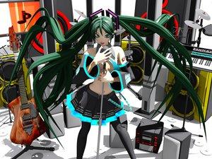 Rating: Questionable Score: 36 Tags: 3d deino hatsune_miku vocaloid User: keke