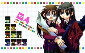 GA 芸術科アートデザインクラスの壁紙 1440×900px 401KB
