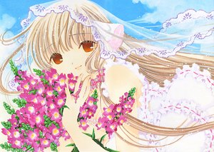 Rating: Safe Score: 45 Tags: chii chobits clamp User: 秀悟