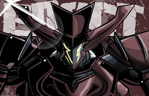 Rating: Safe Score: 9 Tags: mecha mobile_suit_gundam_00 User: lost91colors
