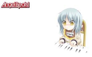 Rating: Safe Score: 45 Tags: angel_beats! gray_hair instrument piano tachibana_kanade white yellow_eyes User: SciFi