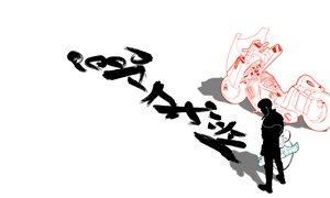 Rating: Safe Score: 17 Tags: akira white User: korokun