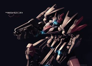 Rating: Safe Score: 33 Tags: gun mecha signed tagme weapon User: lost91colors