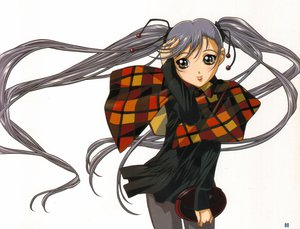 Rating: Safe Score: 3 Tags: blush gotoh_keiji gray_hair hoshino_ruri long_hair martian_successor_nadesico scan twintails yellow_eyes User: Oyashiro-sama
