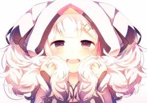 Rating: Safe Score: 51 Tags: close fuyuzuki_gato hatsune_miku vocaloid white_hair yuki_miku User: FormX