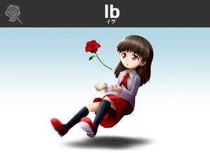 Rating: Safe Score: 15 Tags: crossover ib ib_(ib) loli super_smash_bros. User: Mhand16