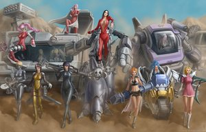 Rating: Safe Score: 64 Tags: boa_hancock califa conis dylancg jewelry_bonnie mecha nami nefertari_vivi nico_robin one_piece perona sadi-chan tagme_(character) tashigi User: Freenight