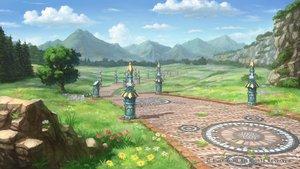Rating: Safe Score: 37 Tags: flowers forest grass landscape makkou_4 nobody original scenic tree User: RyuZU