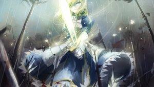 Fate/zeroの壁紙 1800×1020px 2144KB