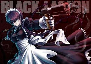 Rating: Safe Score: 68 Tags: black_lagoon gun hijikawa_arashi maid roberta weapon User: Flandre93