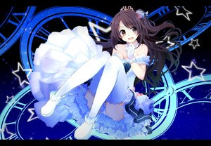 Rating: Safe Score: 115 Tags: idolmaster idolmaster_cinderella_girls kazenoko shimamura_uzuki User: luckyluna
