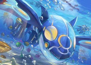 Rating: Safe Score: 34 Tags: anorith armaldo bubbles cradily kabutops kyogre lileep nobody omanyte pokemon supearibu underwater water User: otaku_emmy