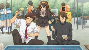 Rating: Safe Score: 48 Tags: festival game_cg group koizumi_itsuki kyon male school_uniform suzumiya_haruhi suzumiya_haruhi_no_tsuisou suzumiya_haruhi_no_yuutsu User: SciFi