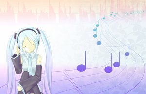 Rating: Safe Score: 6 Tags: hatsune_miku vocaloid User: HawthorneKitty