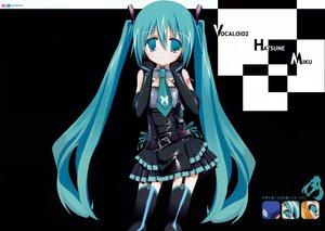 Rating: Questionable Score: 39 Tags: hatsune_miku miyashita_miki vocaloid User: 秀悟