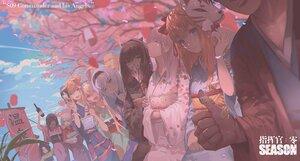 Rating: Safe Score: 45 Tags: animal_ears anthropomorphism bandaid blonde_hair blue_eyes brown_hair cherry_blossoms clouds c-ms_(girls_frontline) commander_(girls_frontline) drink eyepatch fal_(girls_frontline) festival flowers girls_frontline glasses group headband hinoborukaku japanese_clothes kalina_(girls_frontline) kimono long_hair m16a1_(girls_frontline) m4a1_(girls_frontline) m4_sopmod_ii_(girls_frontline) mask petals pink_hair red_eyes ribbons sky spring st_ar-15_(girls_frontline) thunder_(girls_frontline) tree vector_(girls_frontline) white_hair yellow_eyes User: SnekNOTSnake