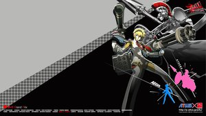 Rating: Safe Score: 45 Tags: aegis athena_(megami_tensei) gun persona persona_3 persona_4 watermark weapon User: 秀悟