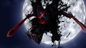 Rating: Safe Score: 563 Tags: armor fate/stay_night fate/zero maningusu moon sword weapon zero_berserker User: 02