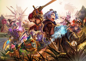 Rating: Safe Score: 253 Tags: armor b.c.n.y. blue_eyes blue_hair breasts cleavage elise_(league_of_legends) ezreal green_eyes group hat jax katarina kayle kha'zix league_of_legends long_hair lulu male pantheon red_hair sarah_fortune tattoo teemo weapon wings witch_hat yellow_eyes User: SciFi