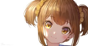 Rating: Safe Score: 129 Tags: blonde_hair blush cat_smile close hakura_kusa pop_team_epic popuko short_hair signed twintails waifu2x white yellow_eyes User: otaku_emmy